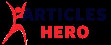 Articles Hero Logo